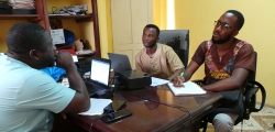 February 2019 – July 2019: Creation of an Interactive Database System for The Service Level Agreement; Government of Sierra Leone (GoSL), Integrated Health Projects Administration Unit (IHPAU); Freetown, Sierra Leone.