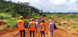 Environmental and Social Impact Assessment (ESIA)  - Wongor Investment and Mining Corporation Limited